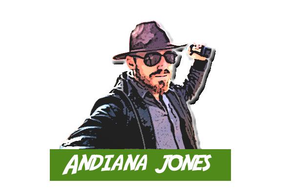 Andiana Jones - Der Immobilien(Schatz)jäger